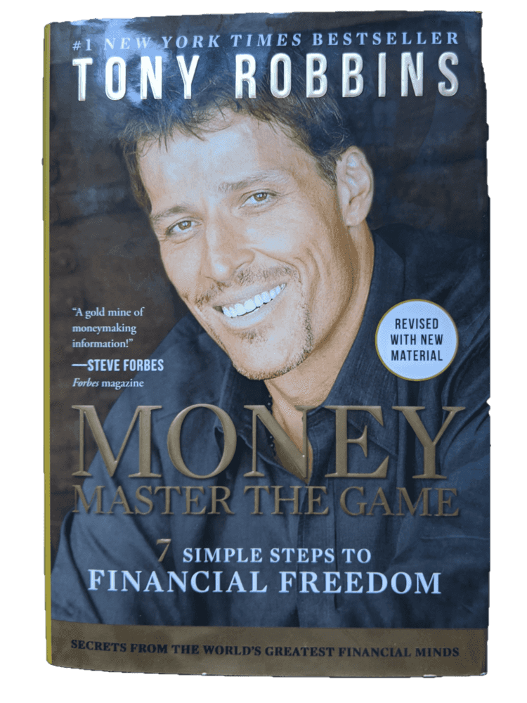 Tony Robbins, MONEY Master the Game: 7 Simple Steps to Financial Freedom